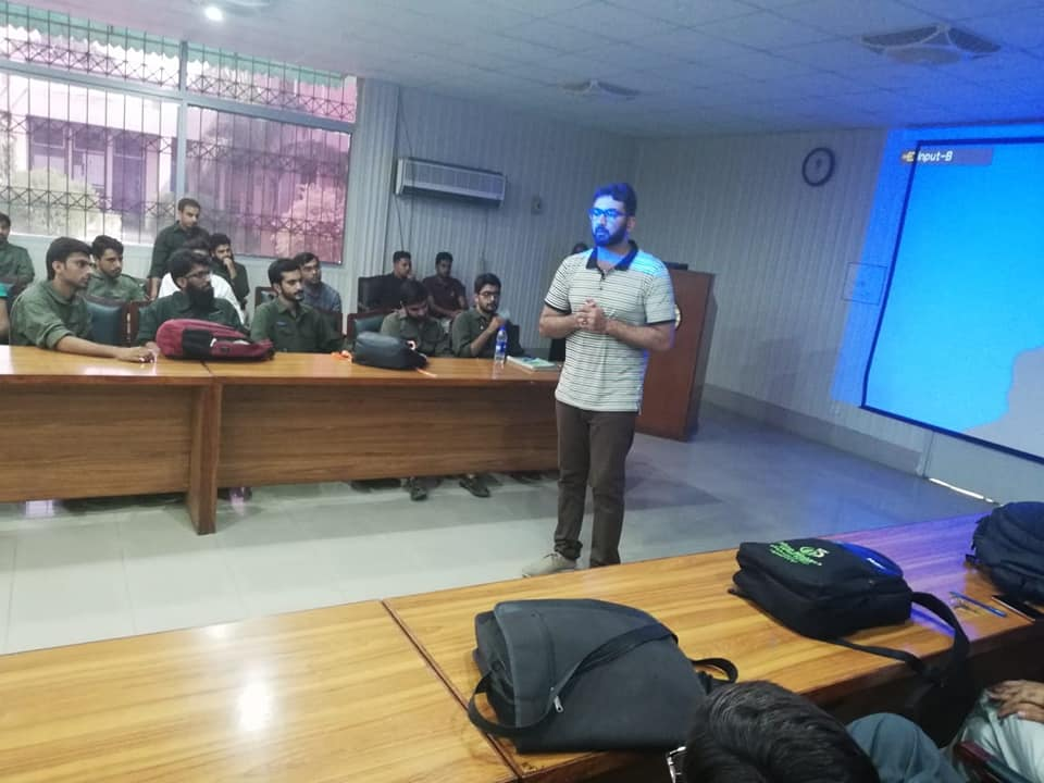 Ghazi Brothers Lecture