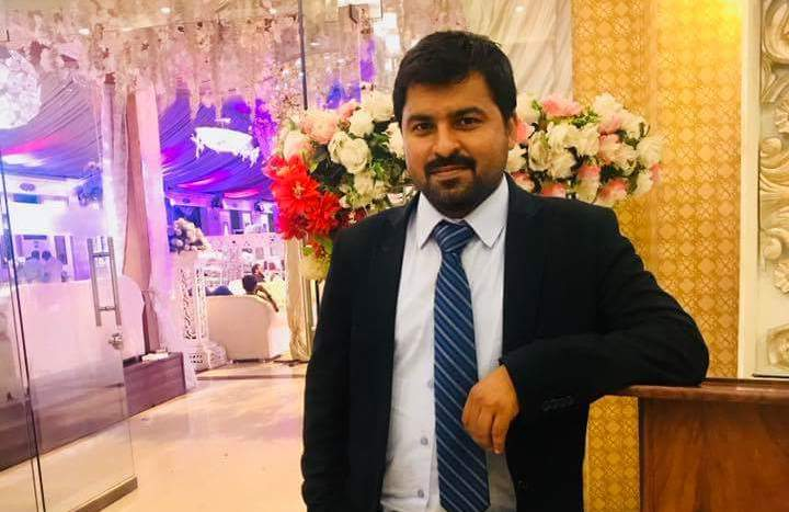 Poultry Expert Dr. Zohaib Nadeem