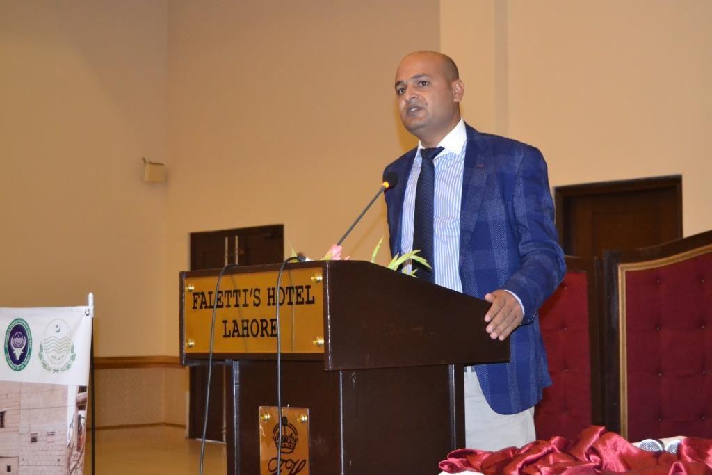 Syed Naeem Advocacy Manager Brook