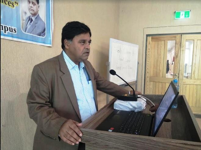 Prof Dr. Sajjad ur Rehman