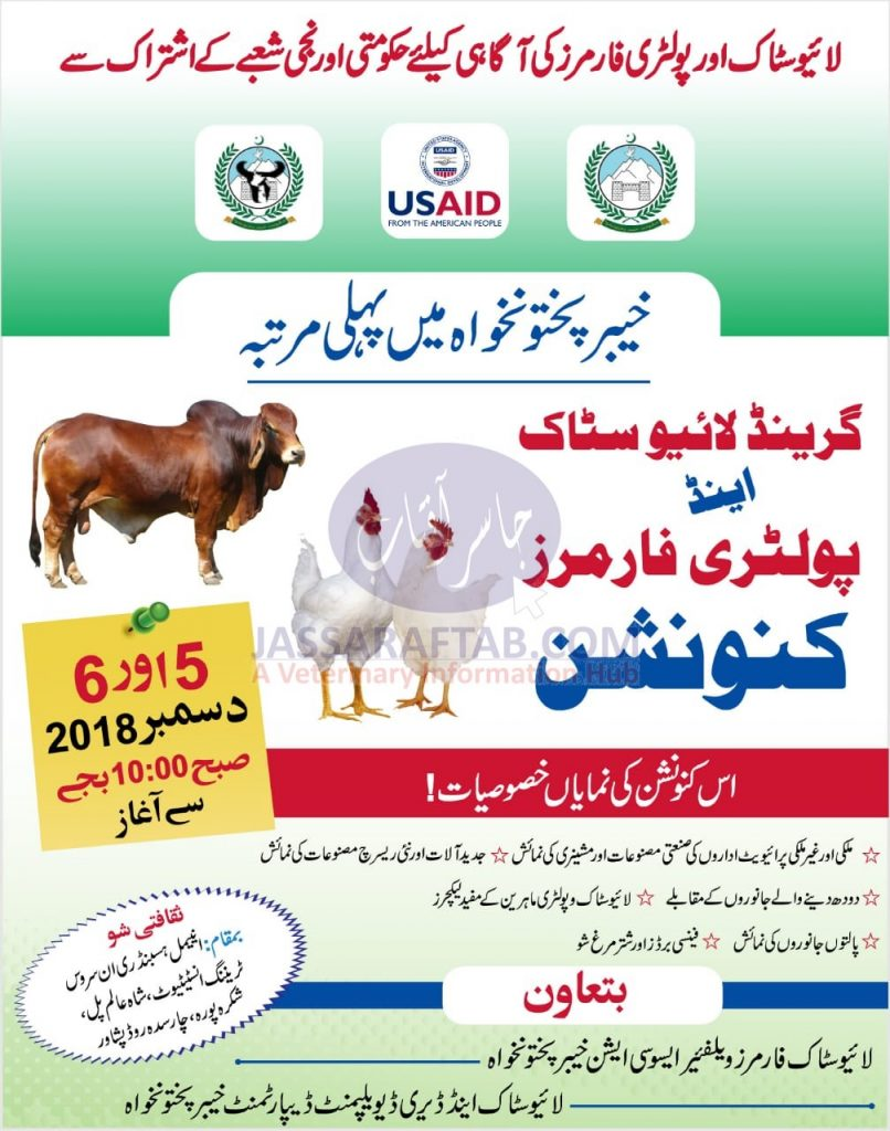 Livestock and Poultry Convention  Peshawar