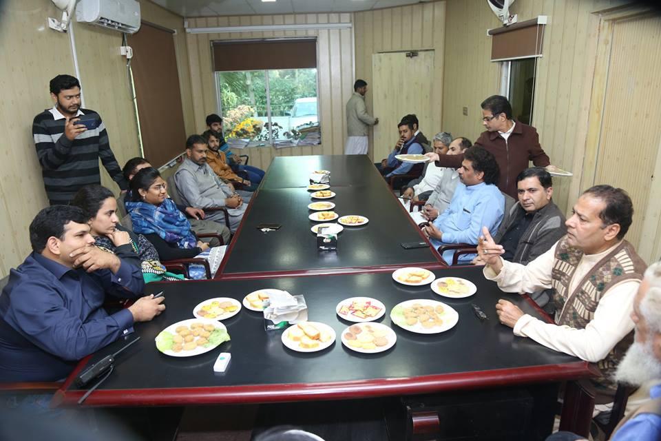Lahore Zoo Team