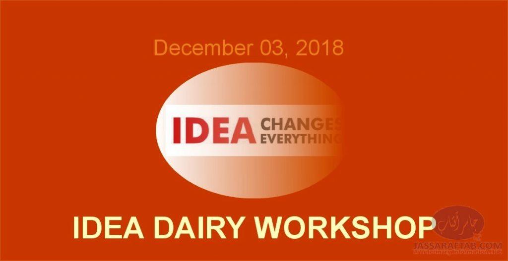 Idea Dairy Workshop