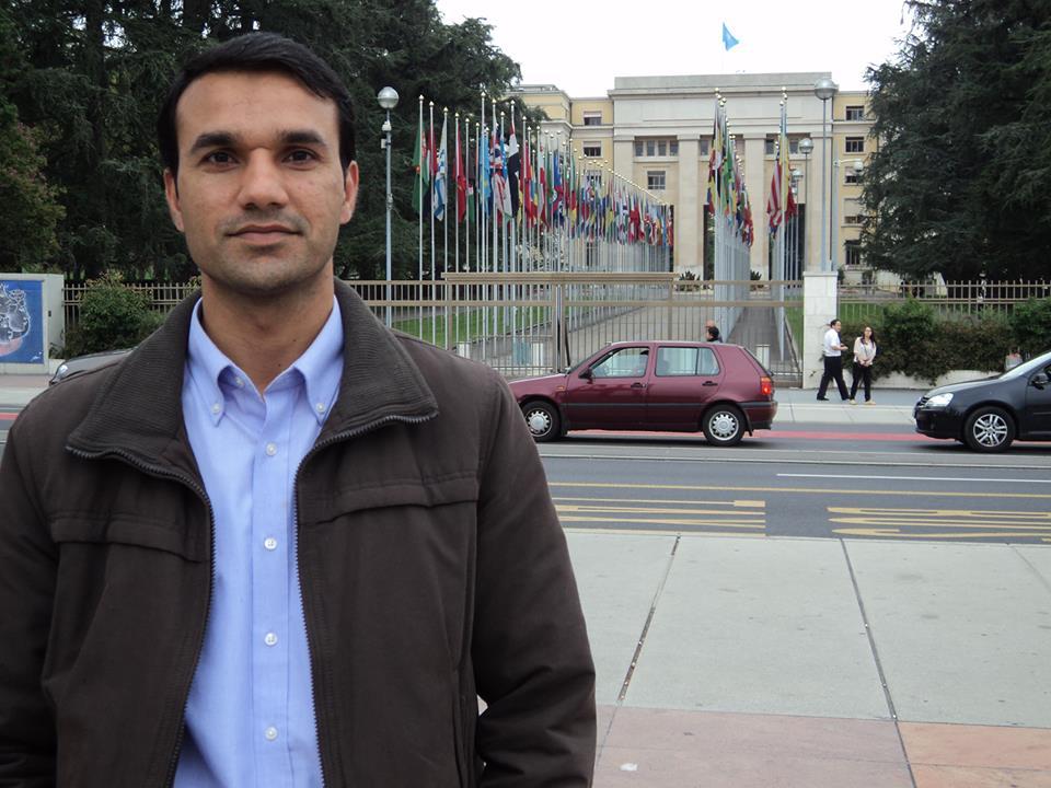 Dr Imran Arshad Mricobiology UAF