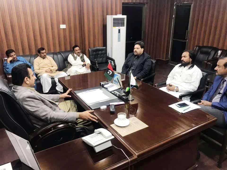 Farmers Meeting Sindh