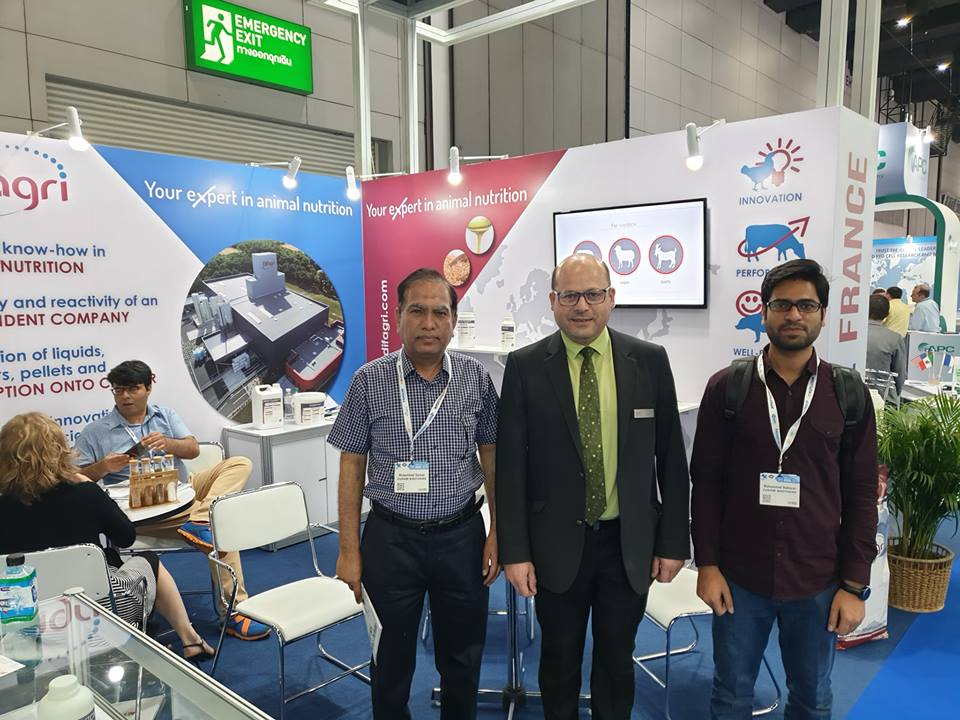 VIV Asia 2019 Sanalab
