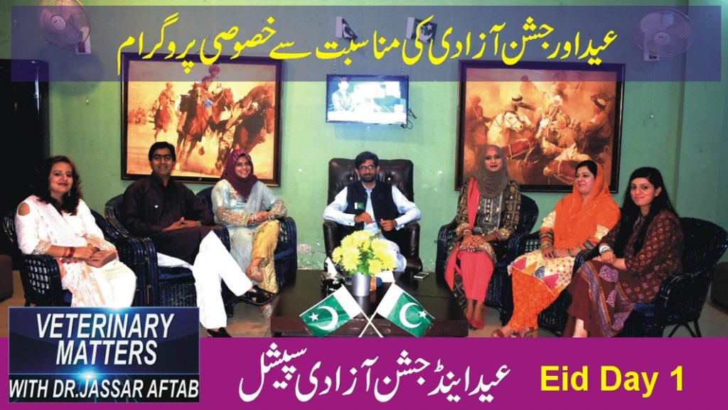 Eid Special Program and Jashn e Azadi Show
