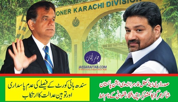 Commissioner Karachi Iftekhar Shalwani