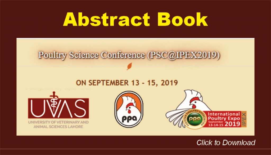 Poultry Science Conference Papers