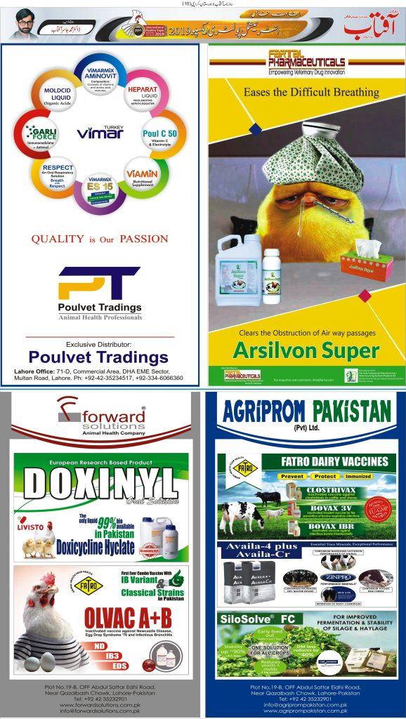 Forward Solution, Poulvet Trading, Fartal Pharma