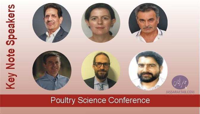 Poultry Science Conference Key Note Speakers