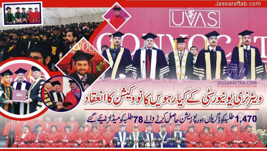 Veterinary University convocation