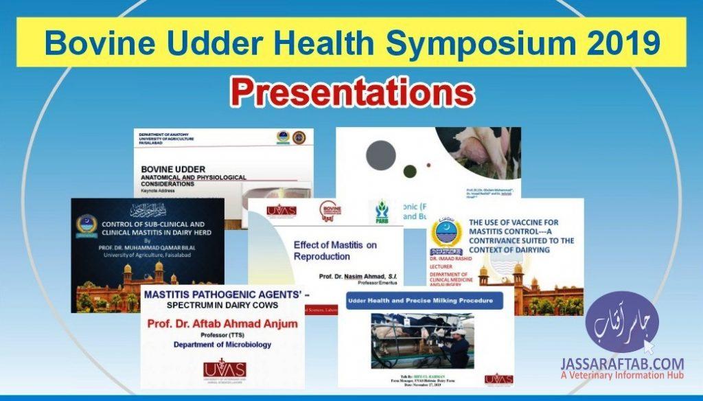 Presentations Mastitis