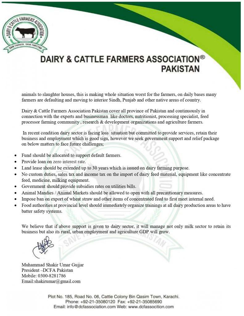 Dairy Farming Crisis