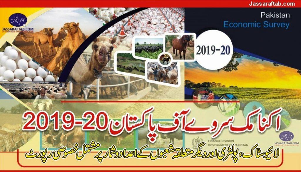 livestock production economic survey 2019-20