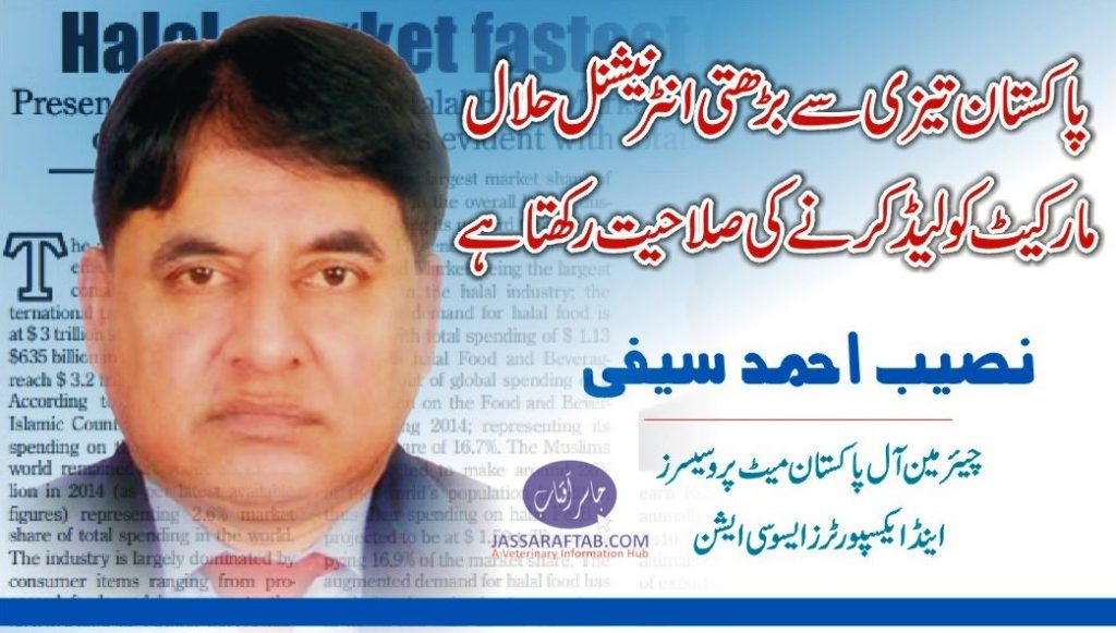 all Pakistan Meat Exporters and Processors associaiton