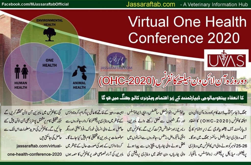 One Health Conference 2020