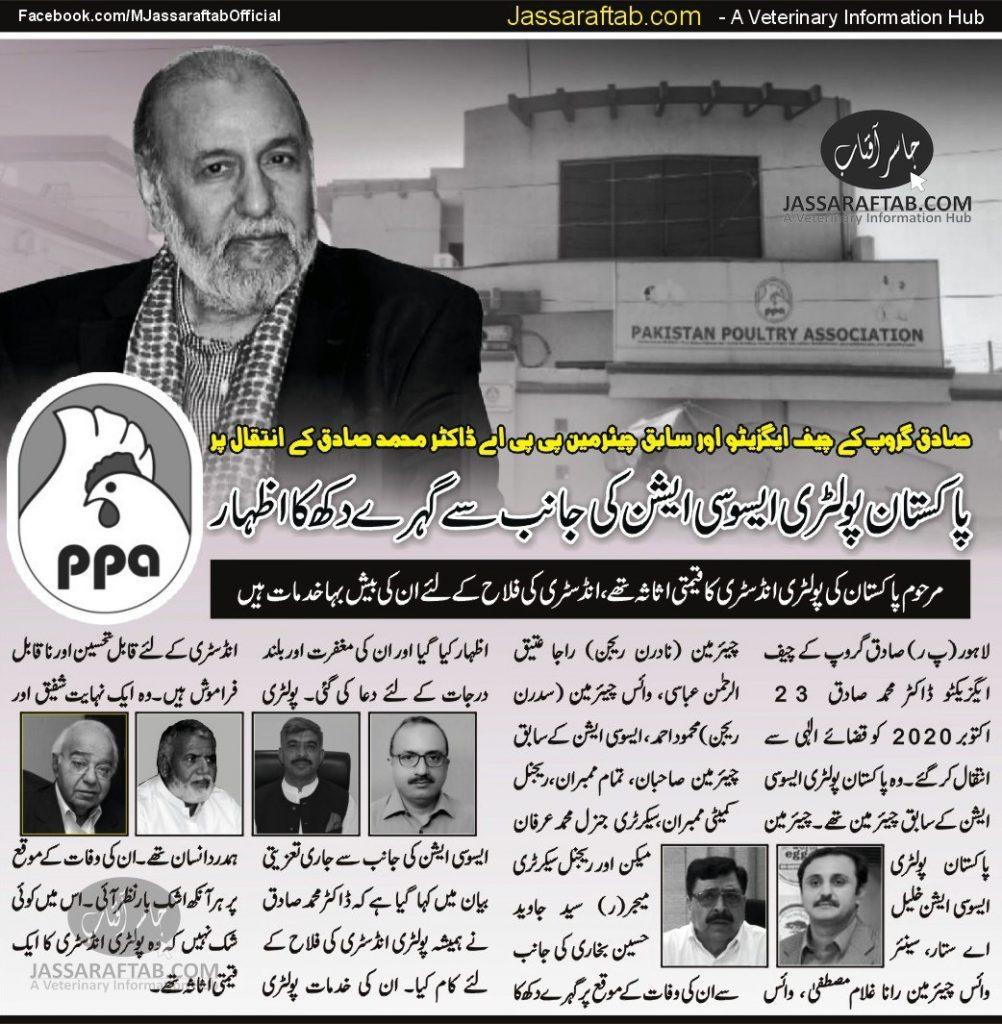 Pakistan Poultry associaiton