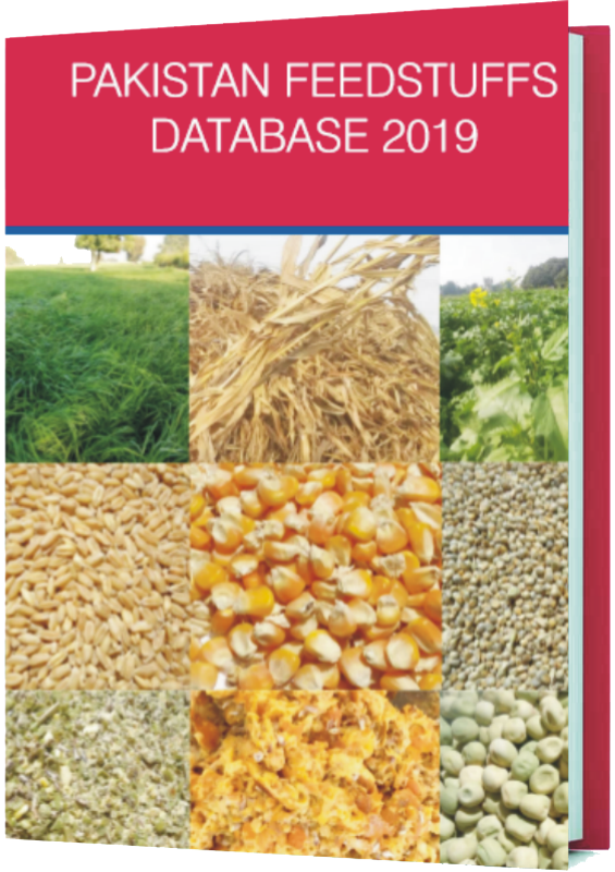 Proximate analysis of Pakistani Fodder and grains