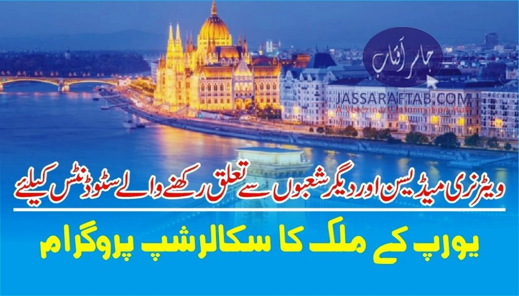 HUNGARY SCHOLARSHIPS FOR PAKISTANI STUDENTS UNDER ACADEMIC AND RESEARCH LINKAGES