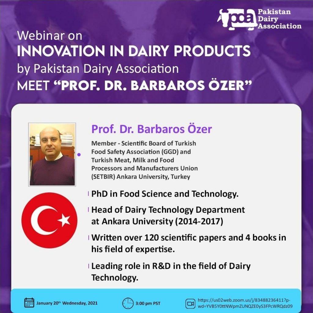 Prof Dr. Barbaros Ozer