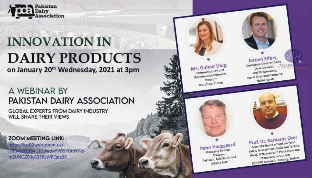 Innovation in dairy processing