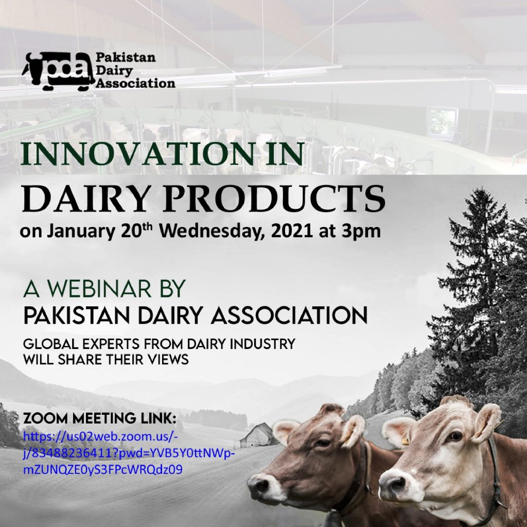innovation in dairy production