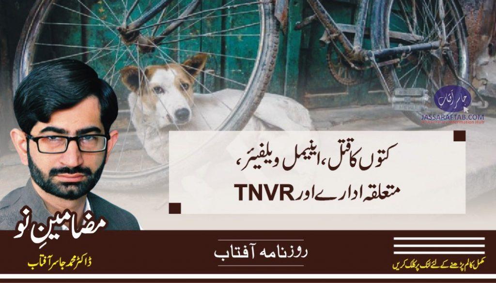 TNVR Dog Control Program