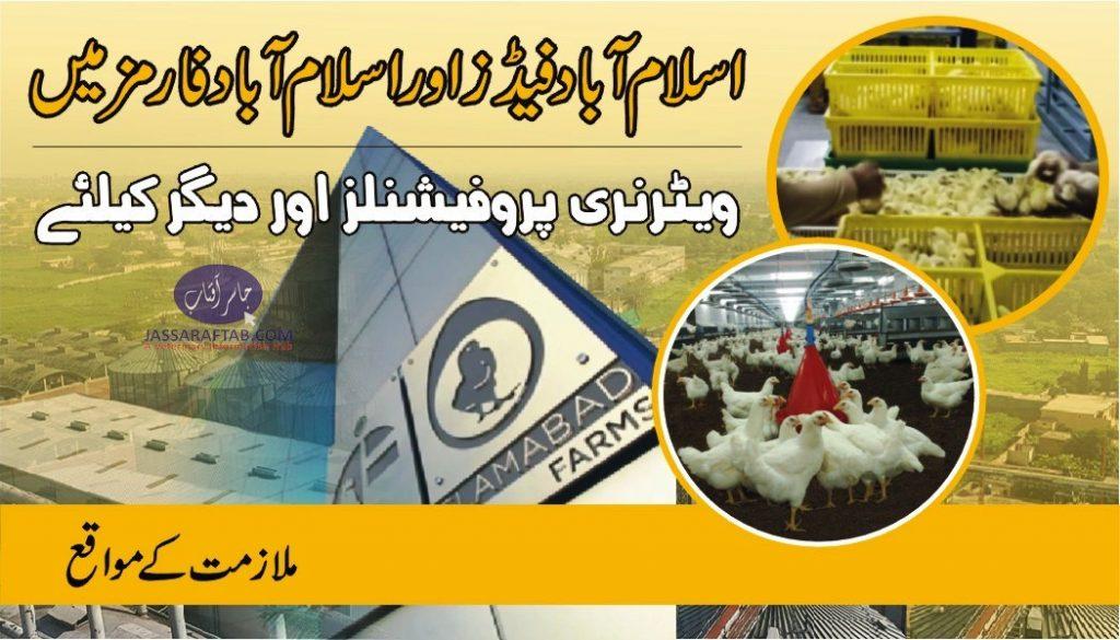 Islamabad feeds jobs