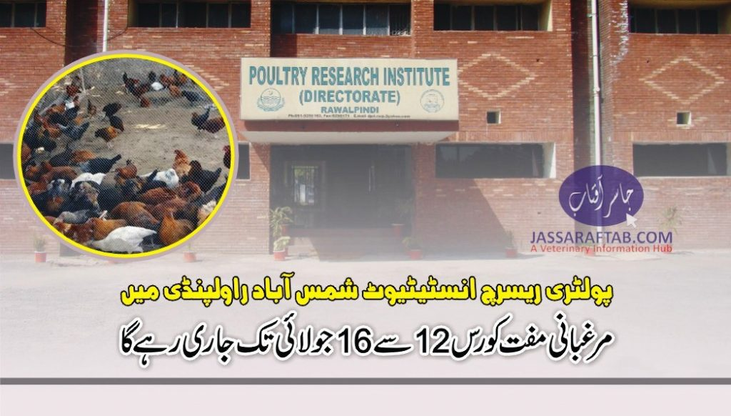 Poultry Course