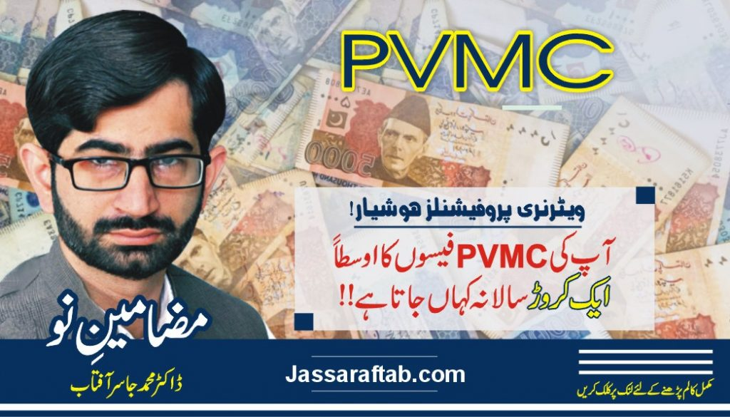 PVMC annually Expenses